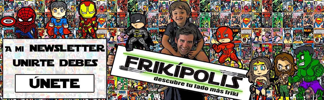 Newsletter Frikipolis