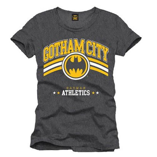camiseta batman ghotam city