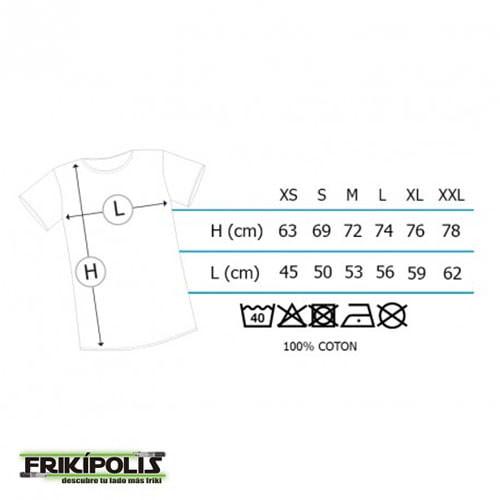camiseta de juego harry potter quiddicth medidas