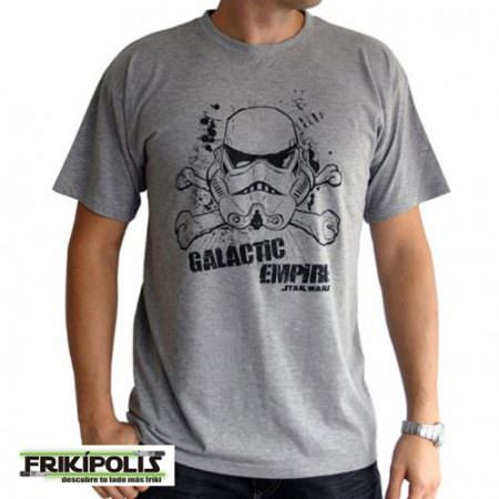 camiseta star wars imperio galactico