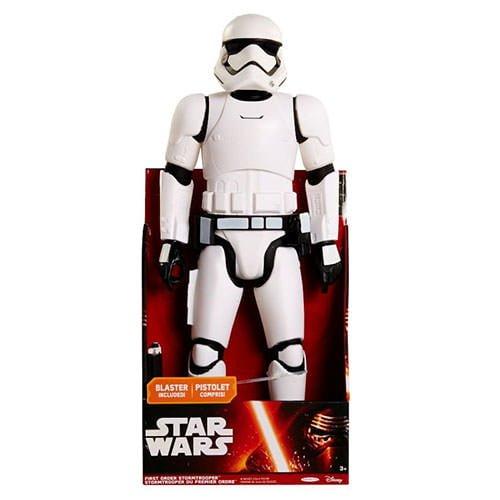 figura articulada primera orden stormtrooper star wars