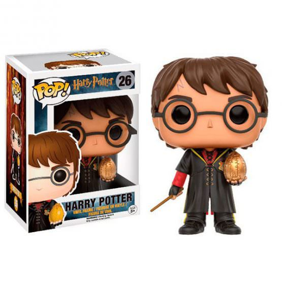 funko pop harry potter huevo dorado edición limitada