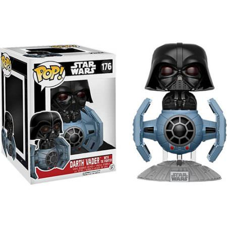 funko pop star wars darth vader tie fighter