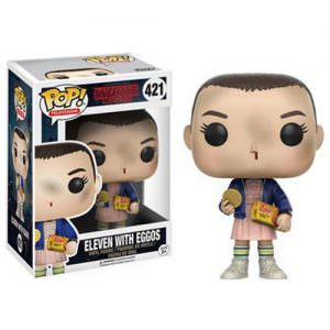 funko pop stranger things once con galletas