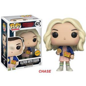 funko pop chase stranger things once con galletas