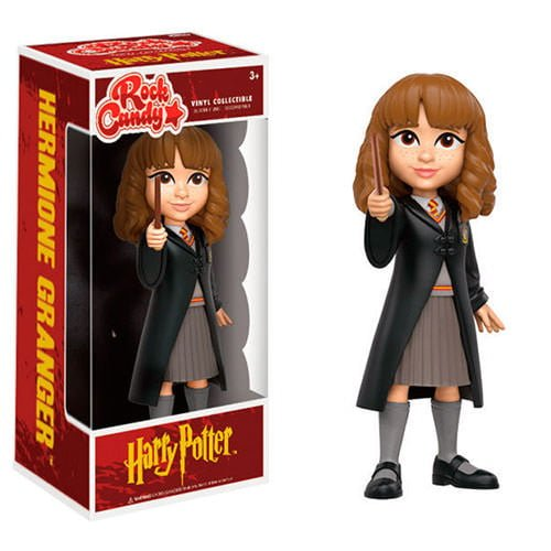 funko rock candy hermione granger harry potter