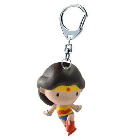 llavero mini wonder woman liga de la justicia