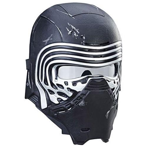 máscara star wars kylo ren con distorsionador de voz los ultimos jedi