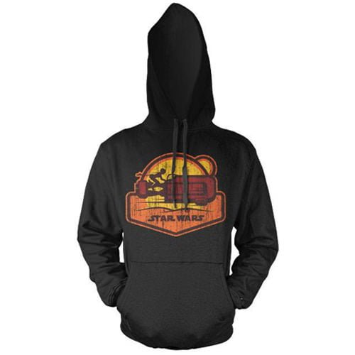 sudadera star wars speeder