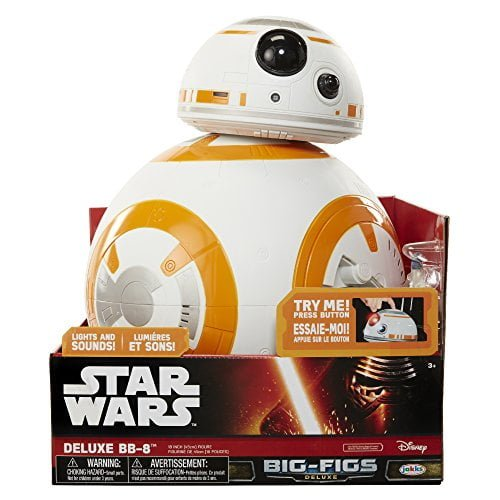 bb-8 gigante star wars