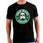 camiseta star wars café