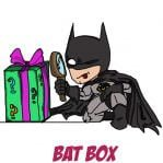 caja sorpresa bat box de batman