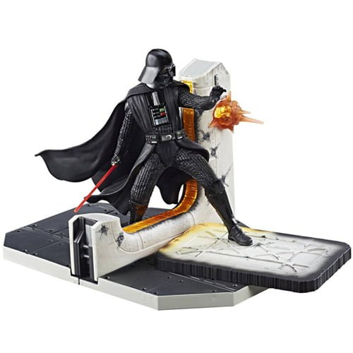diorama darth vader star wars