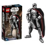 figura lego capitana phasma star wars