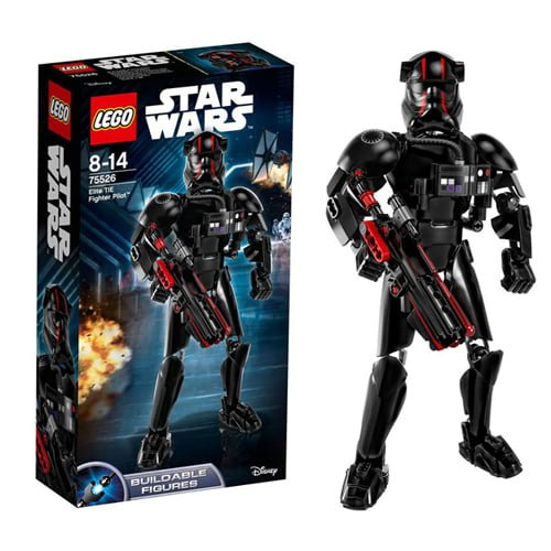 figura lego tie fighter