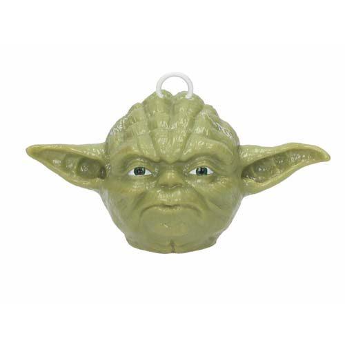 bola de navidad 3d star wars yoda