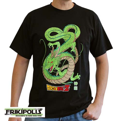 camiseta dragon ball shenron