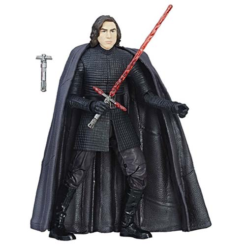 figura black series hasbro kylo ren star wars