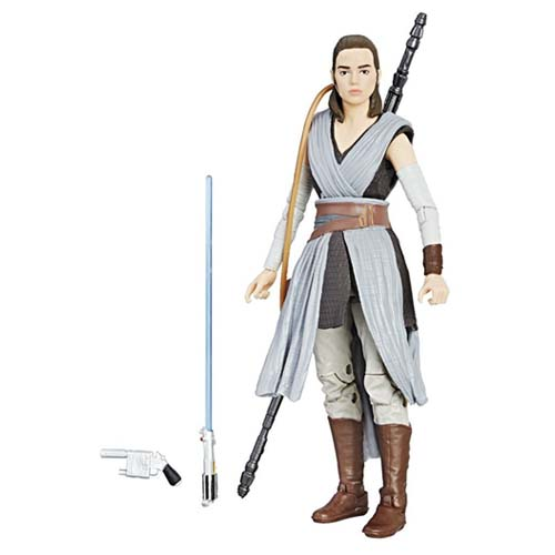 figura star wars black series rey