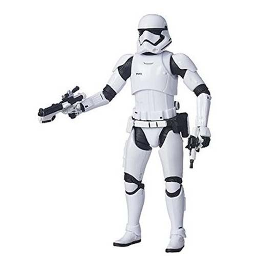 figura stormtrooper black series star wars