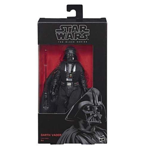 figura black series darth vader