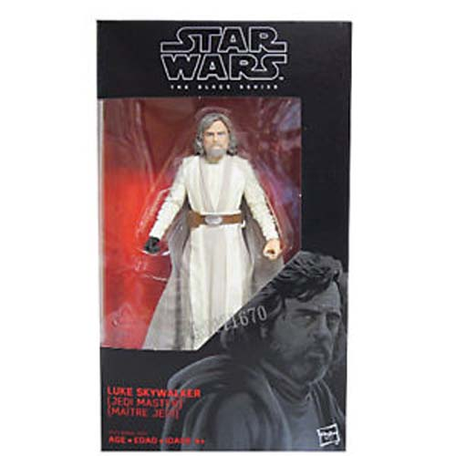 figura star wars black series luke