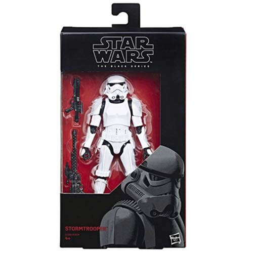 figura star wars black series stormtrooper