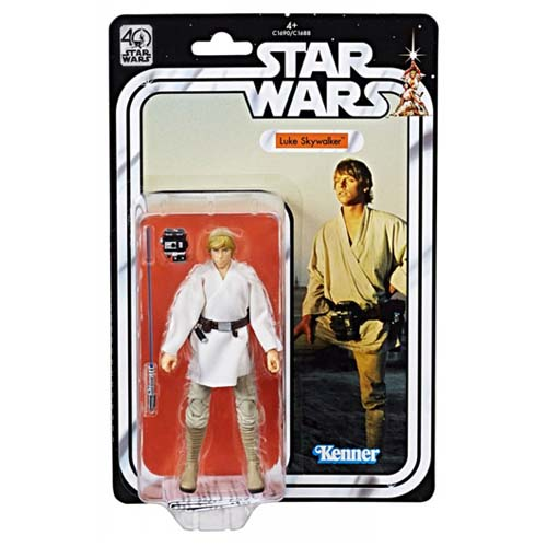 figura luke skywalker star wars 40 aniversario