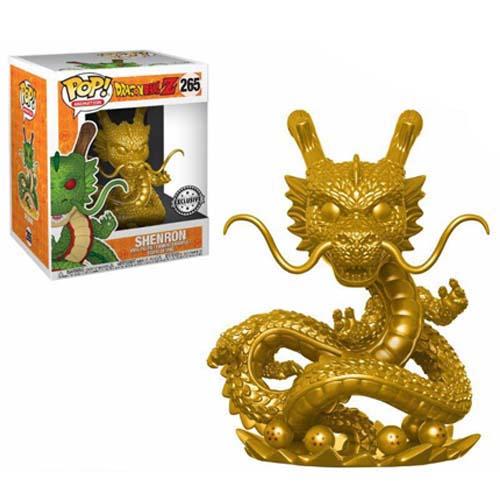 funko dragon ball shenron dorado 15 cm