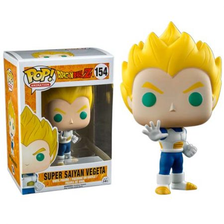 funko pop vegeta super saiyan