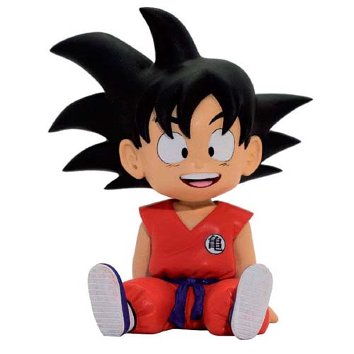 figura dragon ball goku hucha
