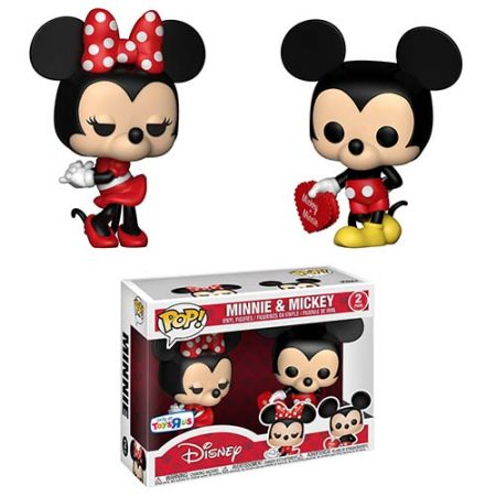 pack funko minnie and mickey