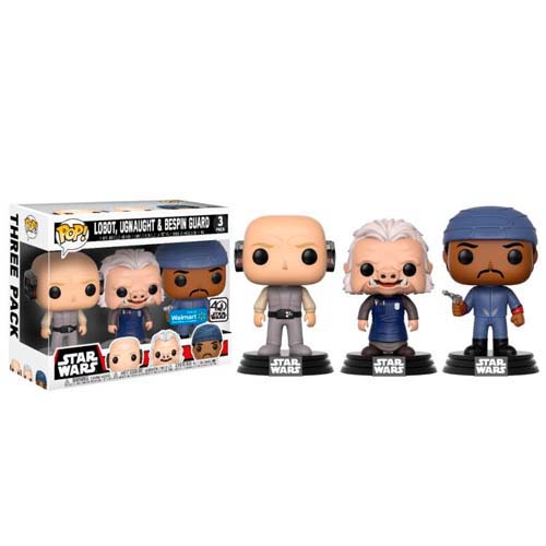 pack 3 funko pop star wars
