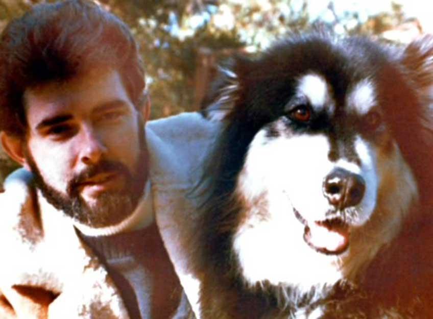 george-lucas-idiana-perro