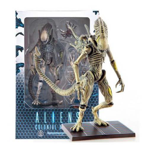figura articulada alien colonial marines 1