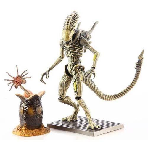 figura articulada alien colonial marines