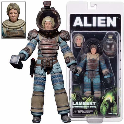 figura articulada alien lambert