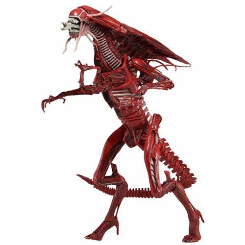 figura articulada alien red queen