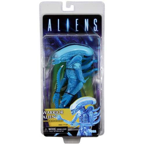 figura articulada alien warrior vicius