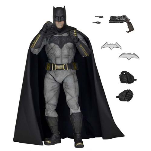figura neca batman vs superman