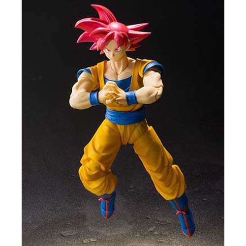 figura dragon ball super goku