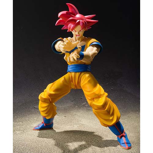 figura dragon ball super goku exclusive 1