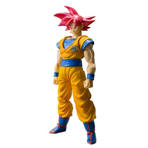 figura dragon ball super goku exclusive