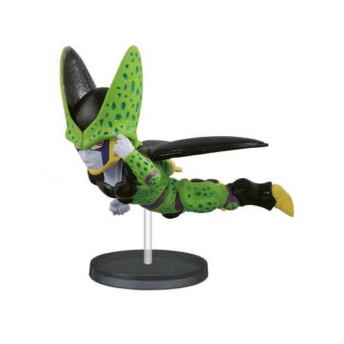 figura dragon ball z cell chibi
