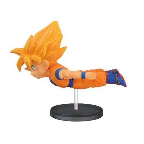 figura dragon ball z goku chibi