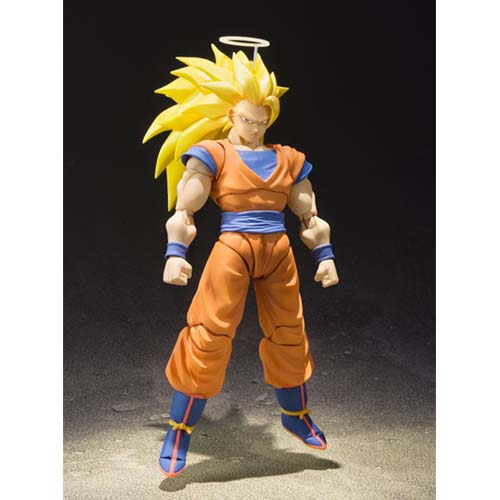 figura dragon ball z goku saiyan 3