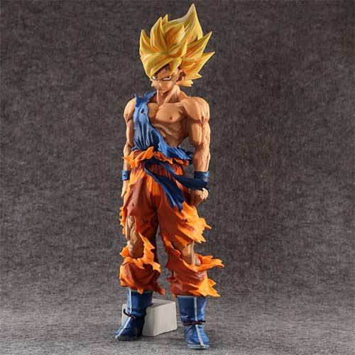 figura dragon ball z goku
