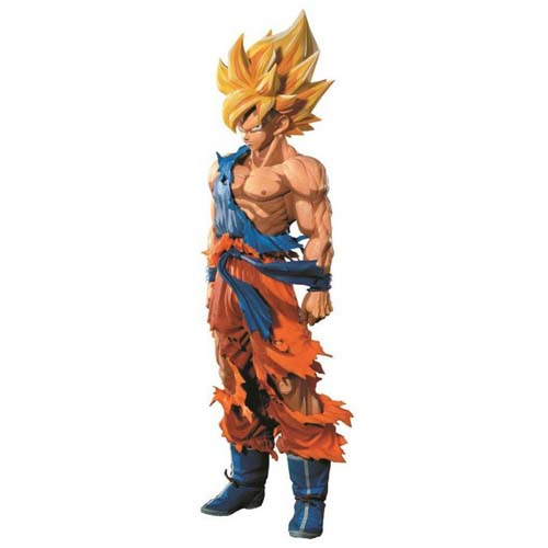 figura dragon ball z goku super saiyan
