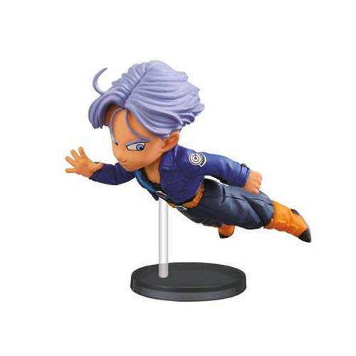 figura dragon ball z trunks chibi