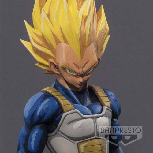figura vegeta dragon ball z super saiyan
